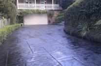 Concrete Stamped Driveways